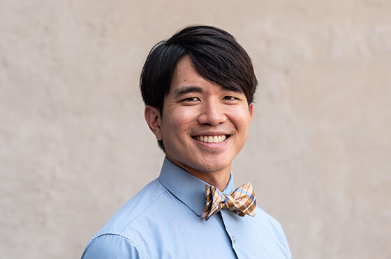 Headshot of Roger Chu